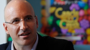King Digital CEO Riccardo Zacconi. Photo by Bloomberg.