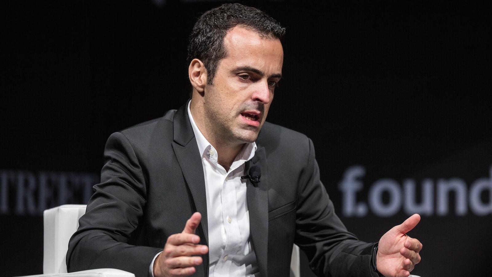 Xiaomi global operations vp Hugo Barra. Photo by Bloomberg.