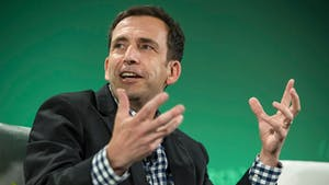 Docker CEO Ben Golub. Photo by Bloomberg.