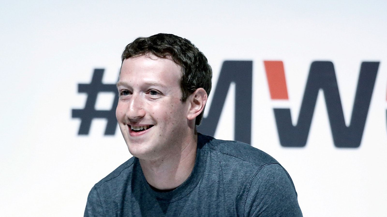 Mark Zuckerberg. Photo by Bloomberg.