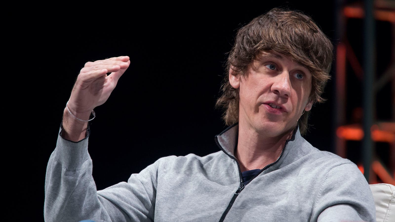 Foursquare co-founder Dennis Crowley. Photo by Bloomberg.