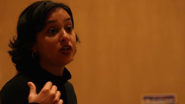 GitHub product chief Kakul Srivastava. Photo by Flickr/Yahoo.