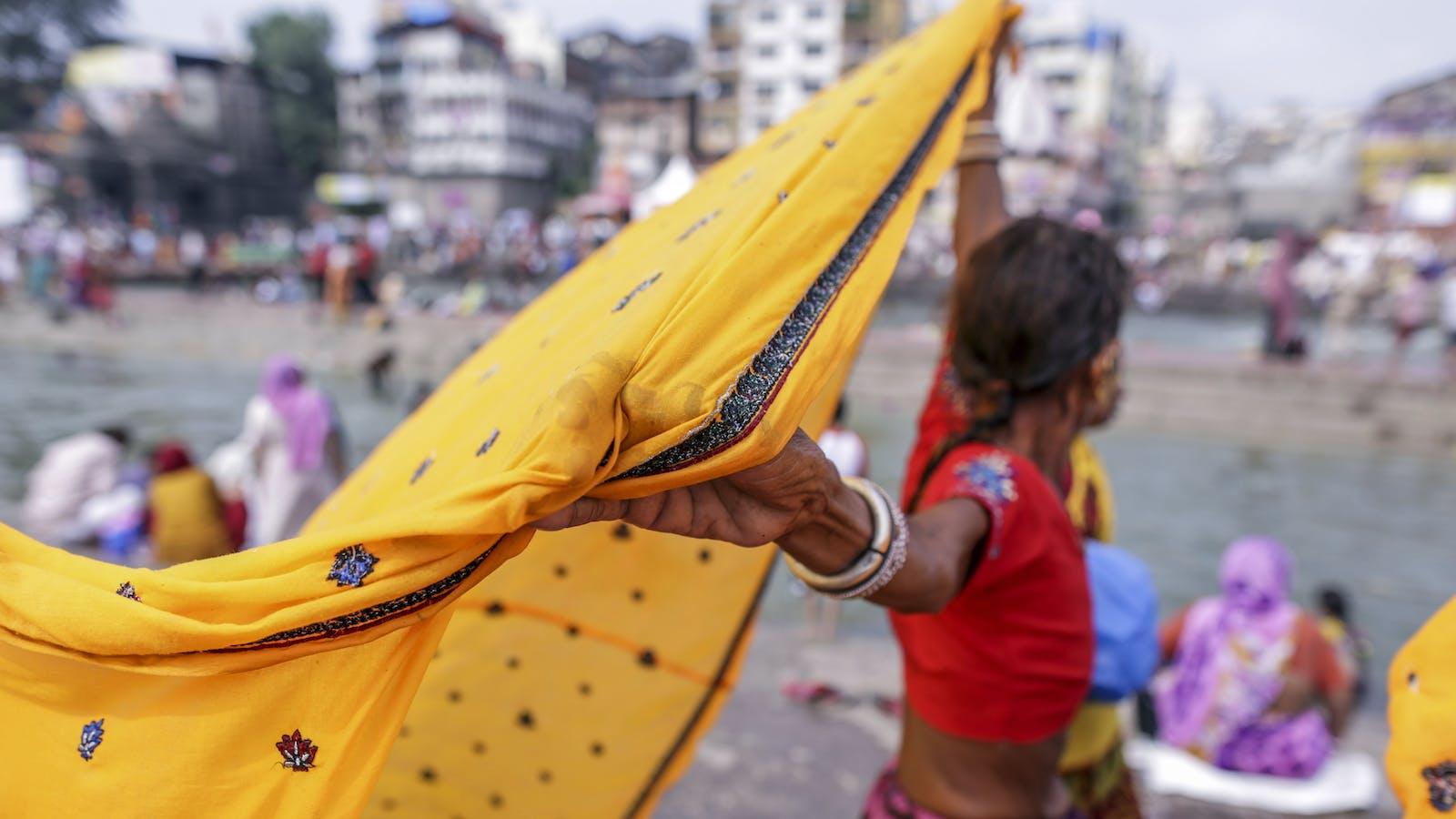 Nashik, India. Photo by Bloomberg.