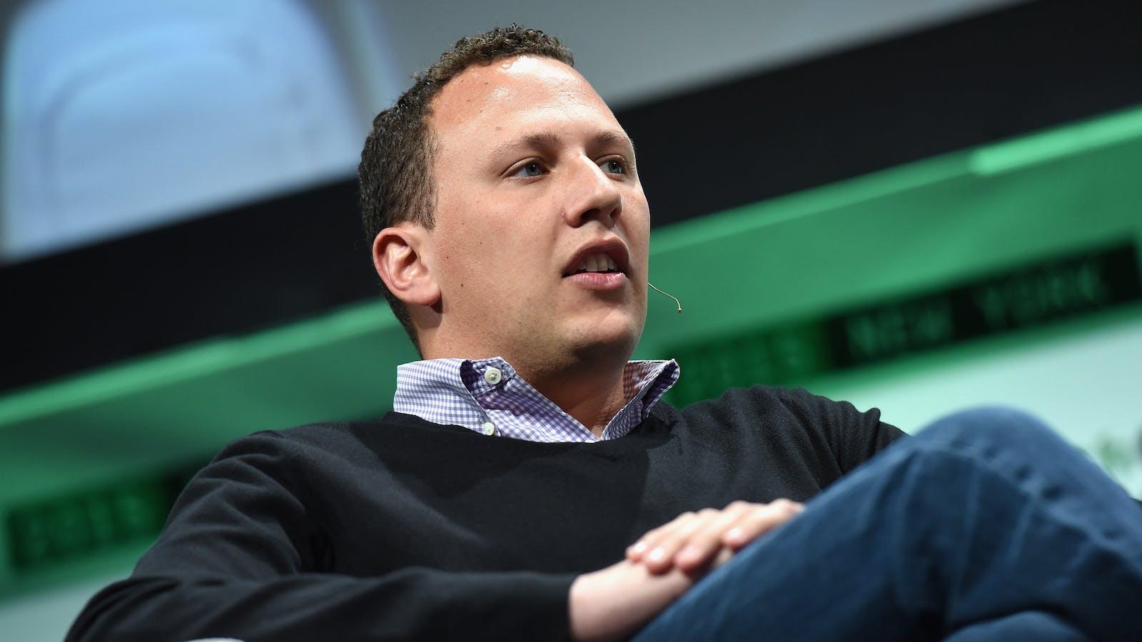 Casper co-founder Philip Krim. Photo by Flickr/TechCrunch.