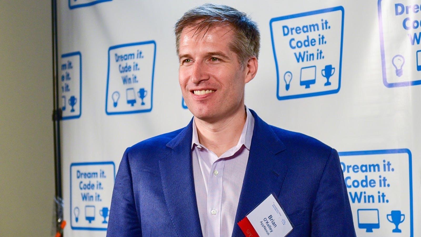 """AppNexus CEO Brian O""""Kelley. Photo by AP."""
