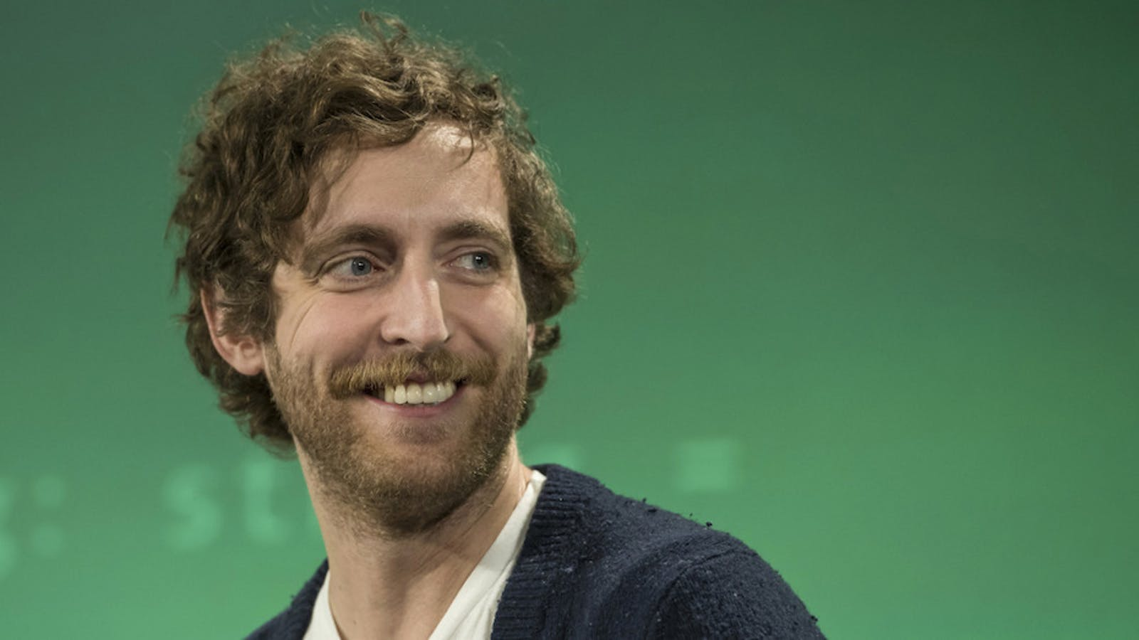 "Thomas Middleditch, who stars in HBO's ""Silicon Valley."" Photo by Bloomberg."
