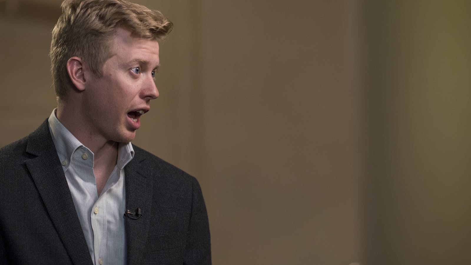 Reddit co-founder and CEO Steve Huffman. Photo by Bloomberg.