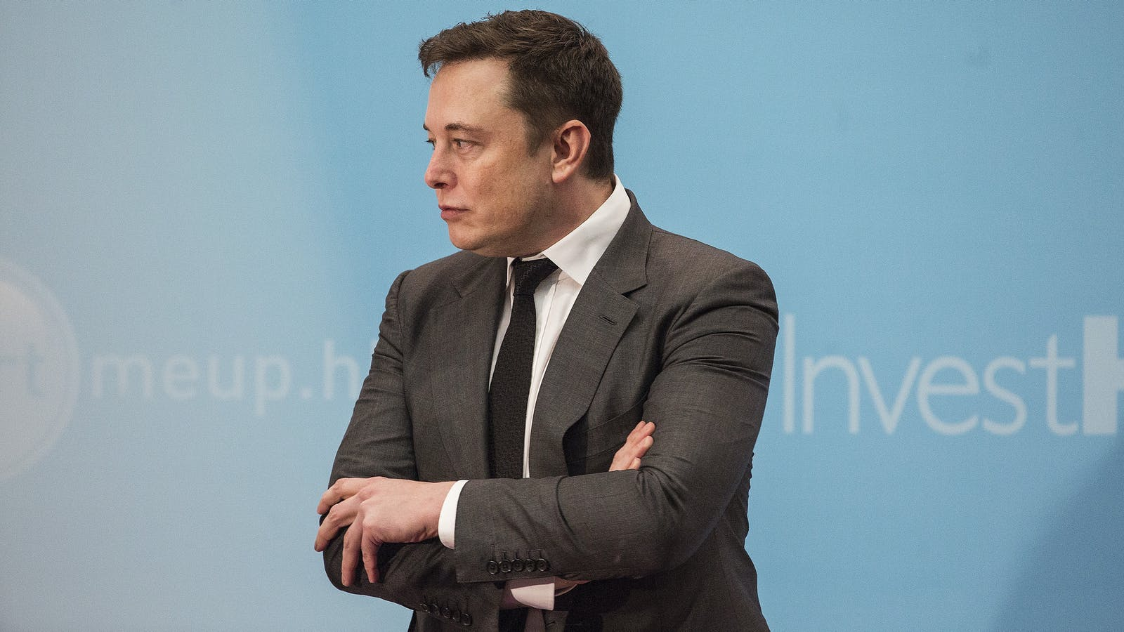 Elon Musk, CEO of Tesla and Chairman of SolarCity. Photo by Bloomberg.