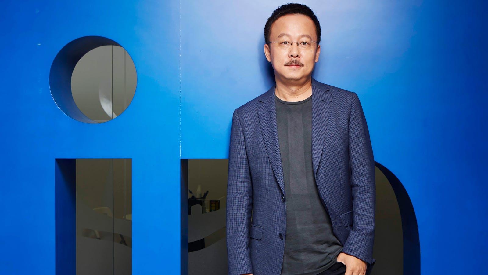 LinkedIn China's chief Derek Shen. Photo by LinkedIn.