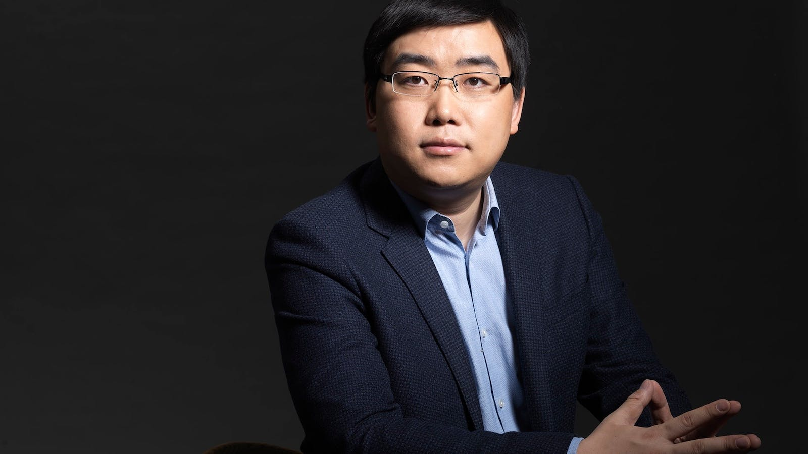 Didi founder Cheng Wei. Photo by Didi.