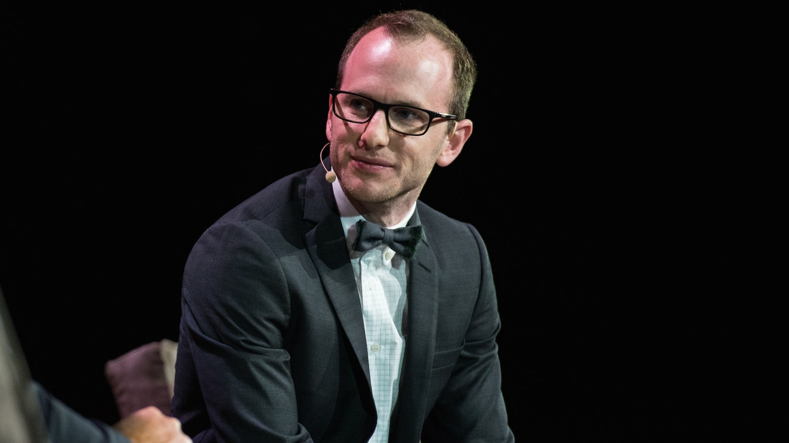 Airbnb co-founder Joe Gebbia. Photo by Flickr/LeWeb