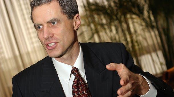 Access Chief Craig Barratt. Photo by Bloomberg.