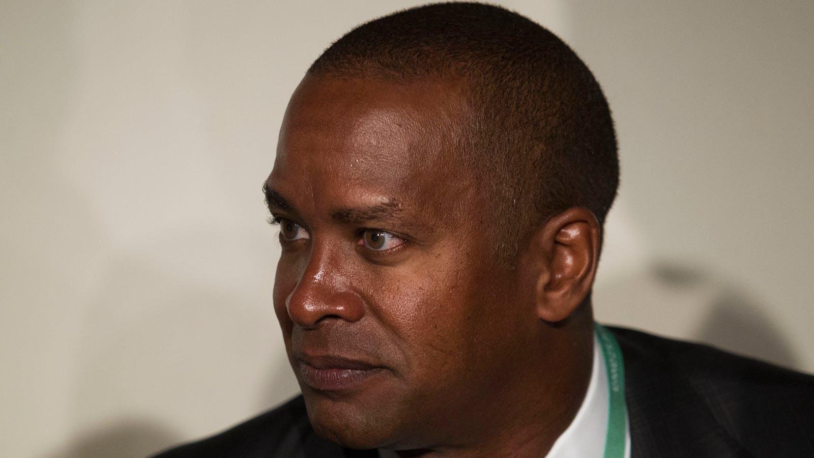 Alphabet's head of corporate development David Drummond. Photo by Bloomberg.