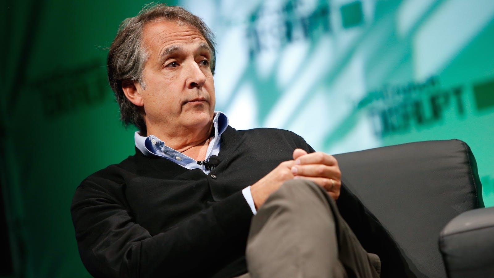 Media investor Ken Lerer. Photo by Flickr/TechCrunch.