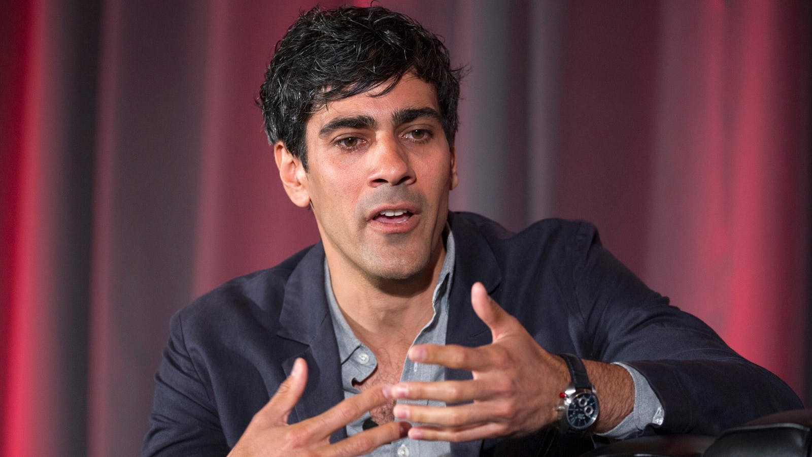 Yelp CEO Jeremy Stoppelman. Photo by Bloomberg.