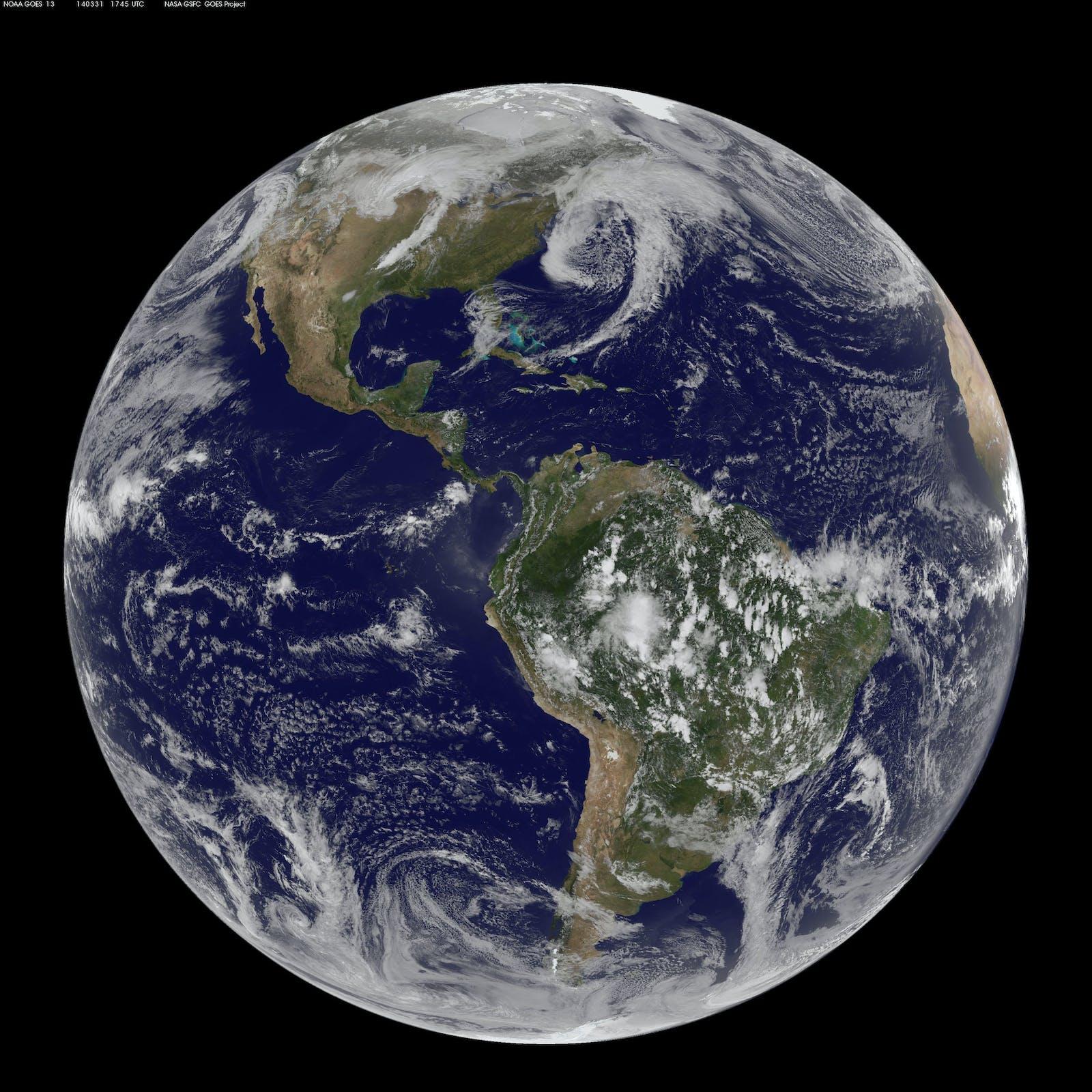 Photo by Reuters/ NASA