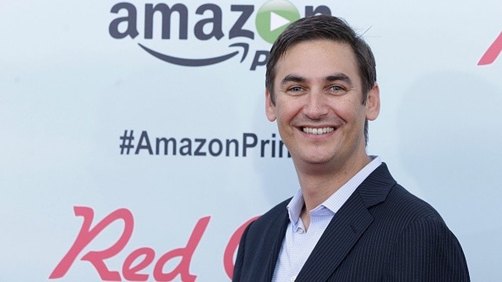Amazon Video VP Michael Paull. Photo by Getty Images.