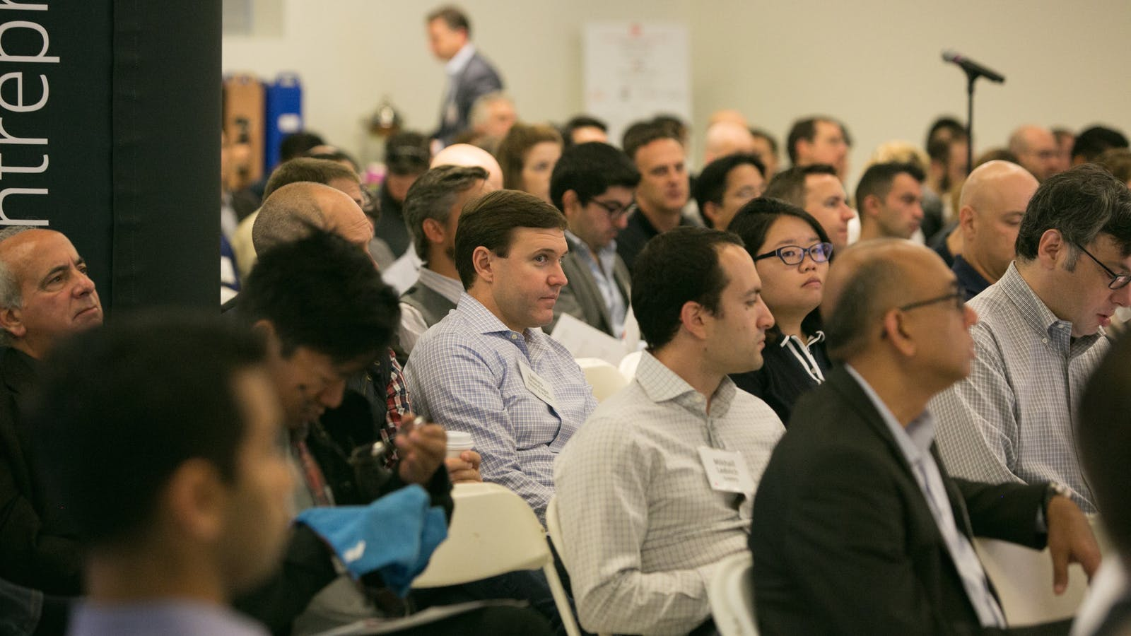 Attendees at Friday's Subscriber Summit in San Francisco. Photo by Julie Mikos.