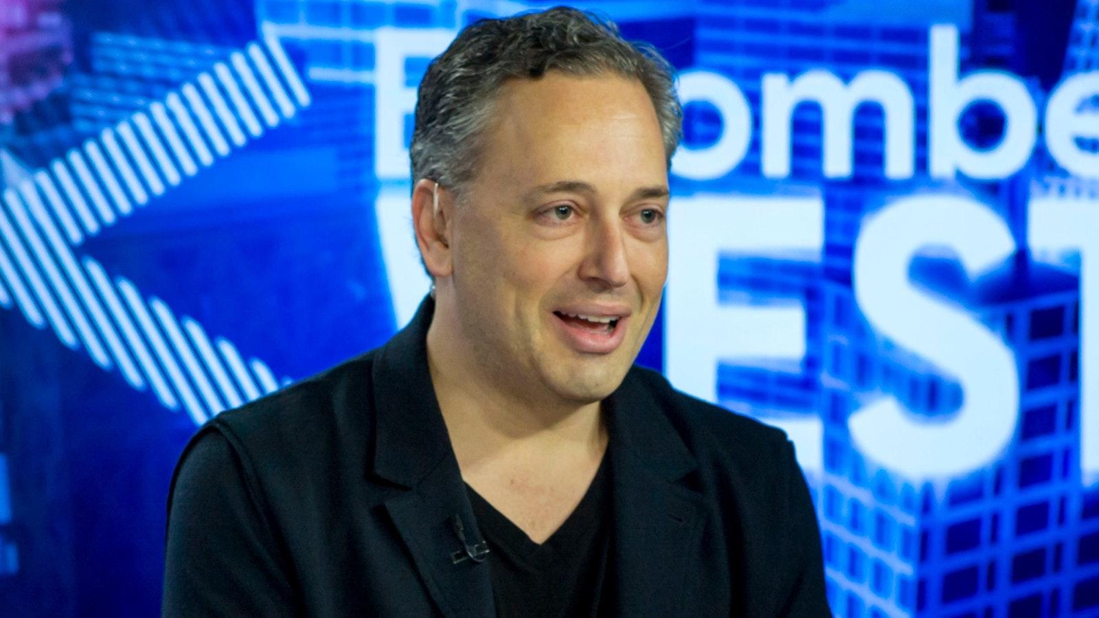 Zenefits CEO David Sacks. Photo by Bloomberg.