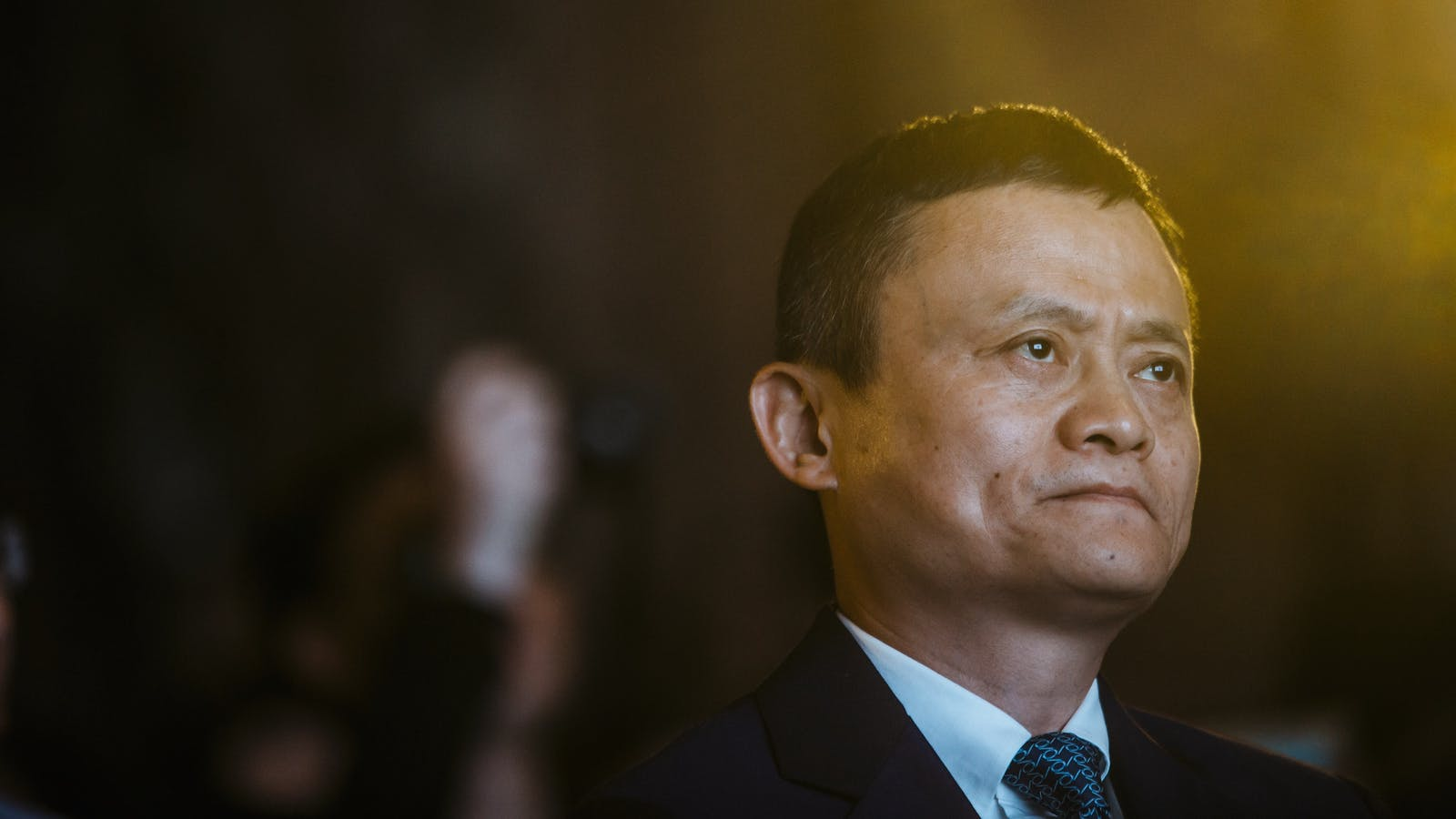 Alibaba Chairman Jack Ma. Photo by Bloomberg.
