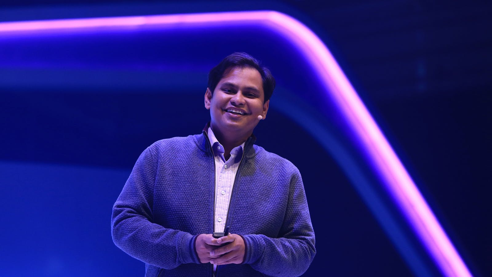Snap Chief Strategy Officer Imran Khan, expected to help lead Snap's IPO efforts. Photo by Bloomberg.