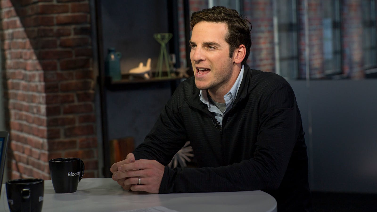 Tilt CEO James Beshara. Photo by Bloomberg.