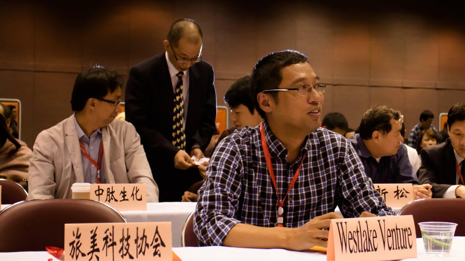 Westlake CEO Yi Zhao. Photo by Westlake.