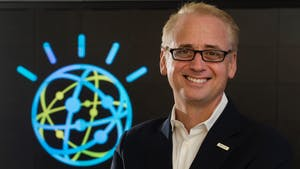 IBM Watson general manager David Kenny. Photo by AP.