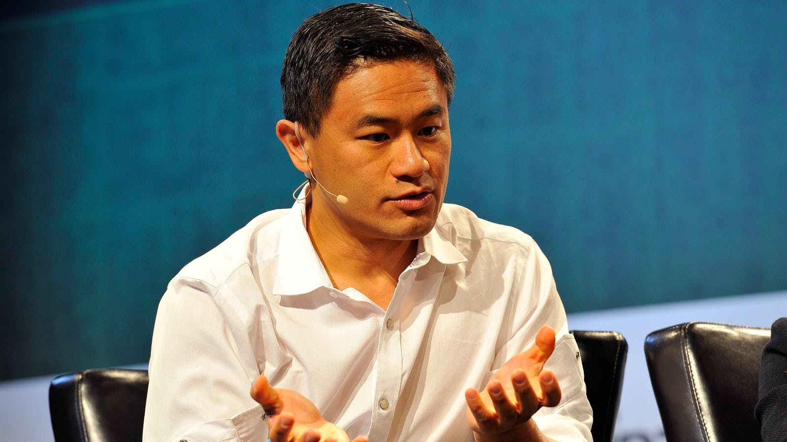 Lightspeed partner Jeremy Liew. Photo by Flickr/TechCrunch.