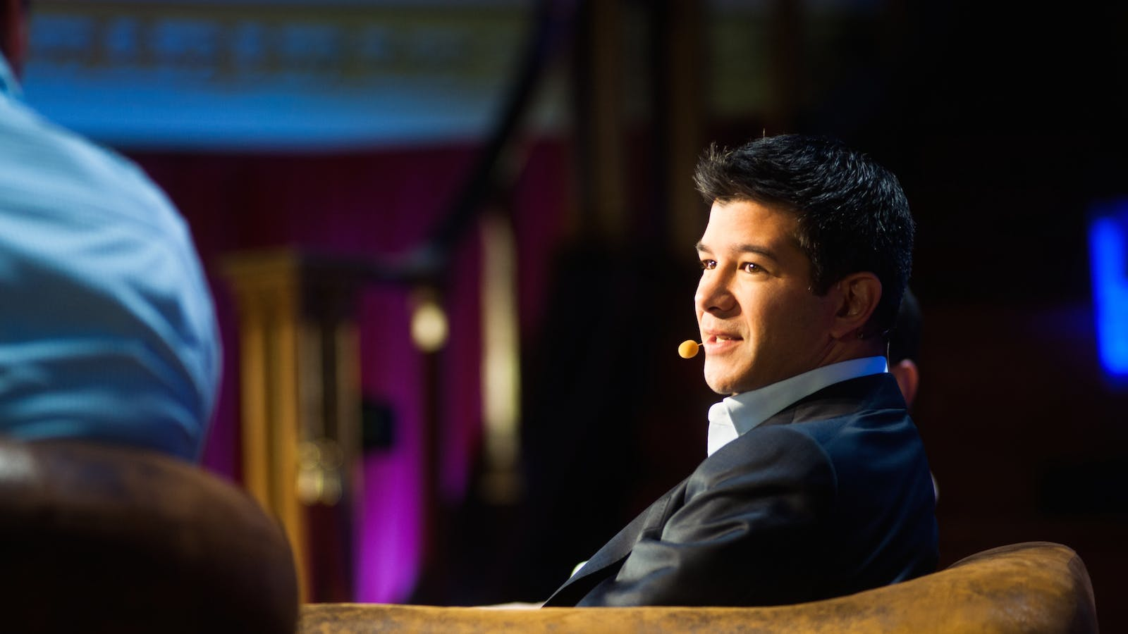 Uber CEO Travis Kalanick. Credit: LeWeb Conference via Flickr