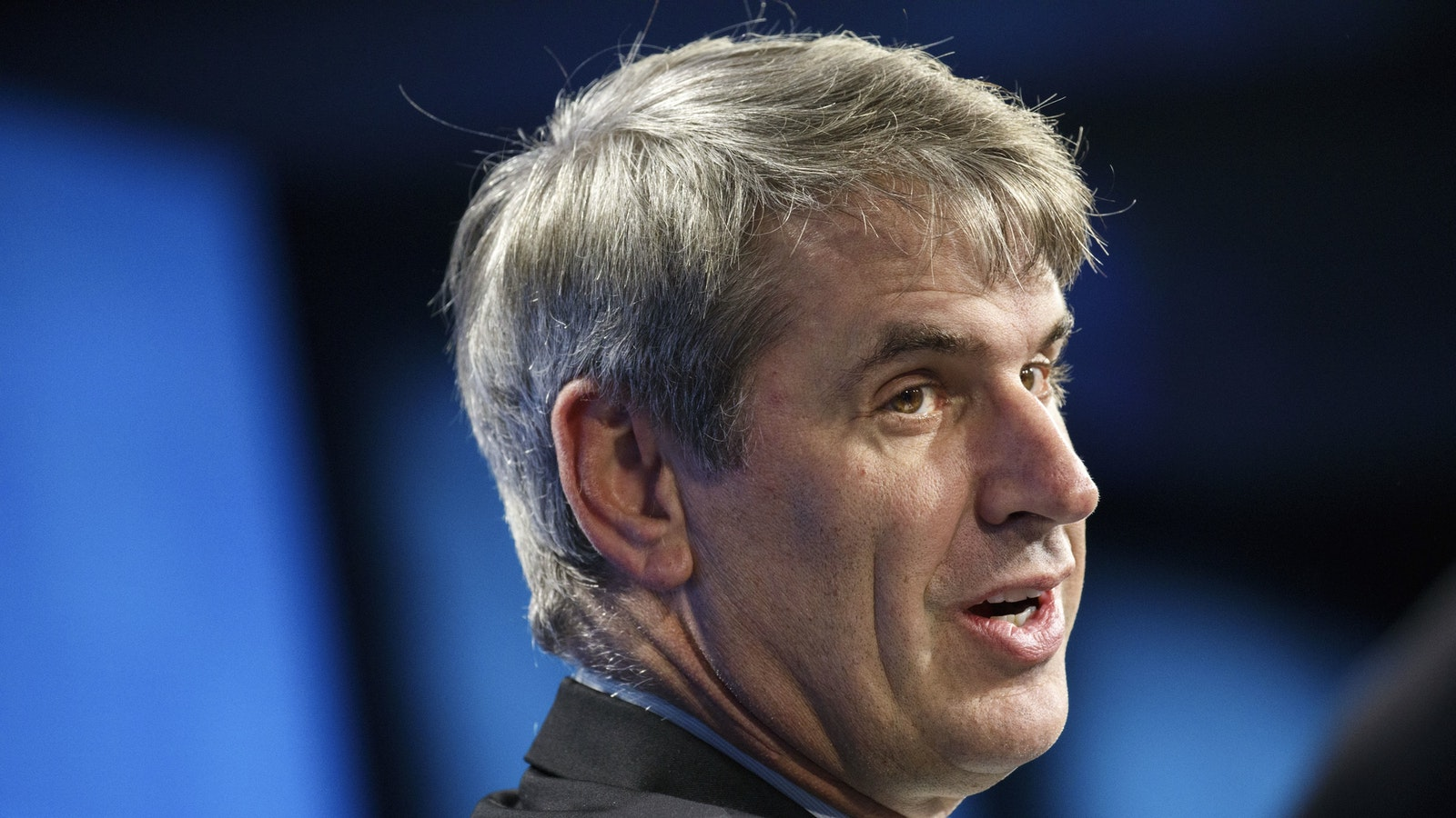 Uber board director and shareholder Bill Gurley. Photo by Bloomberg.