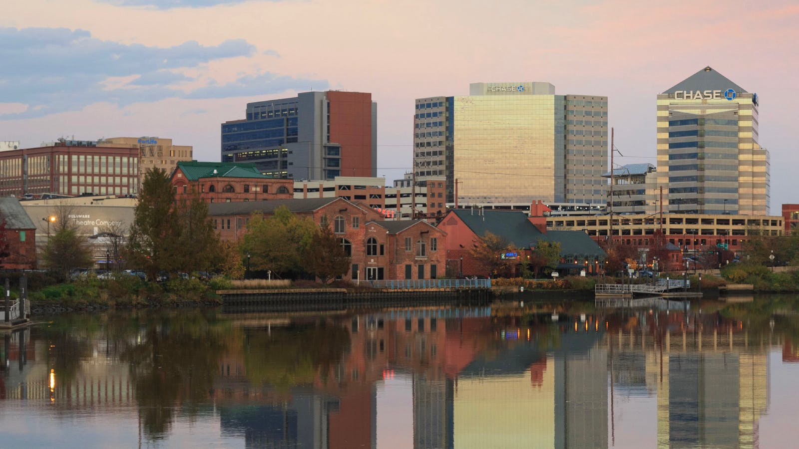 Wilmington, Delaware. Photo by Getty Images.