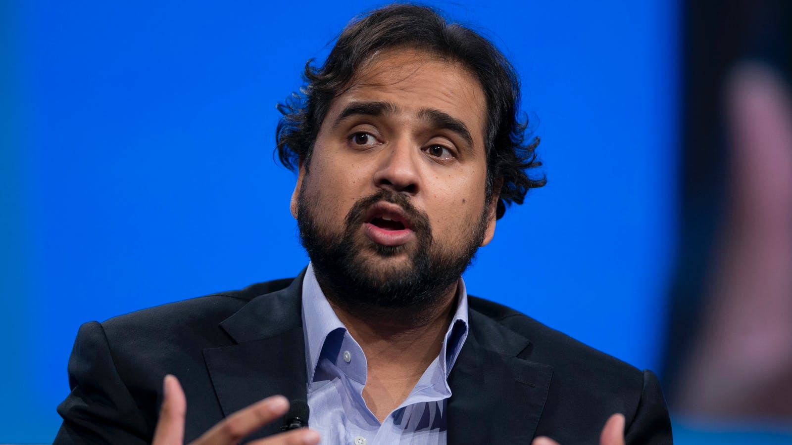Jawbone co-founder Hosain Rahman. Photo by Bloomberg