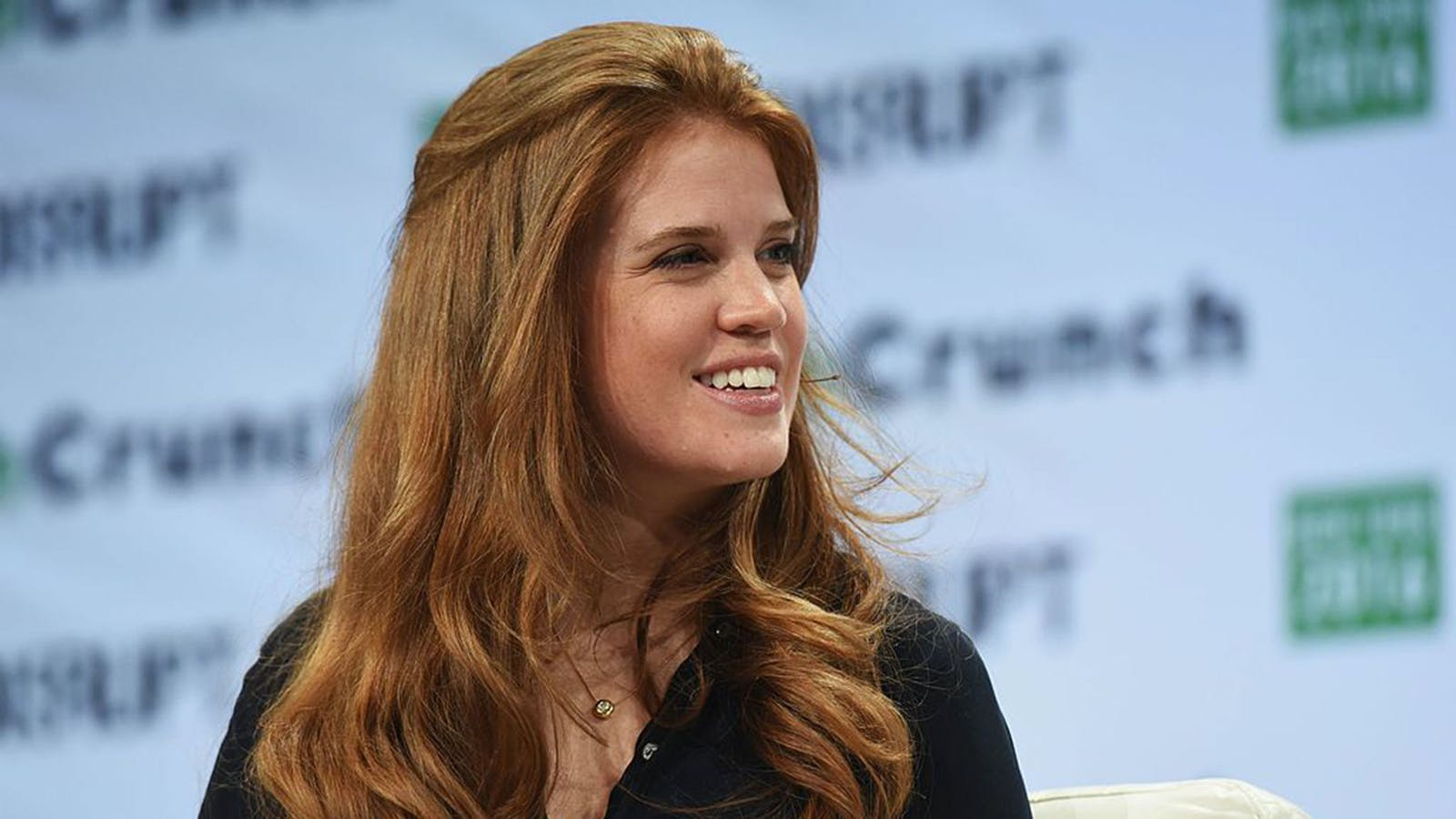 Human Ventures CEO Heather Hartnett. Photo by Noam Galai/Getty Images for TechCrunch
