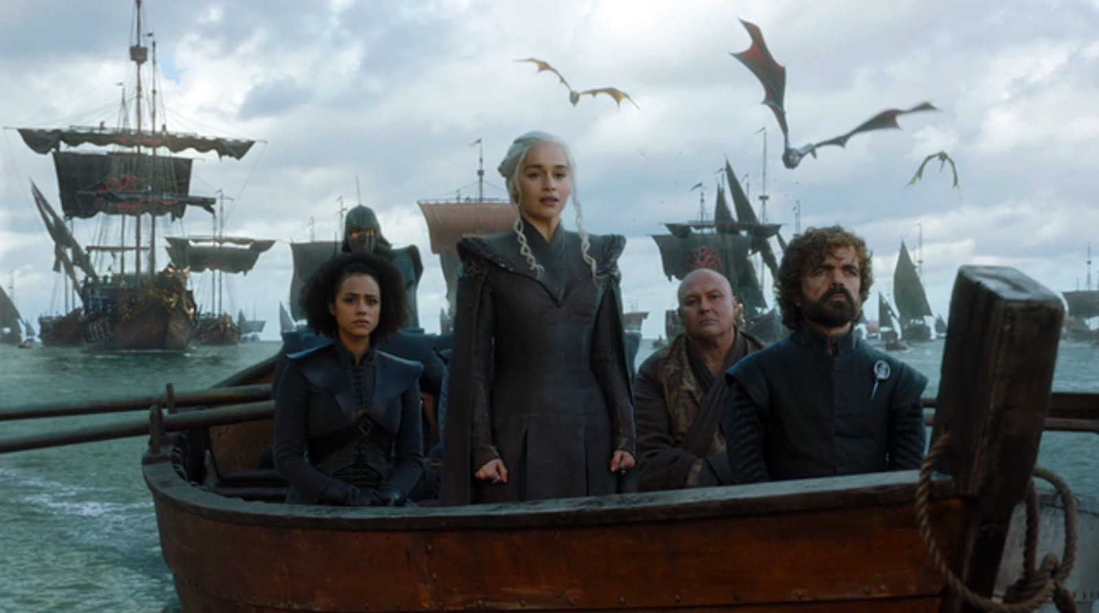 A scene from HBO's Game of Thrones. Photo by HBO.