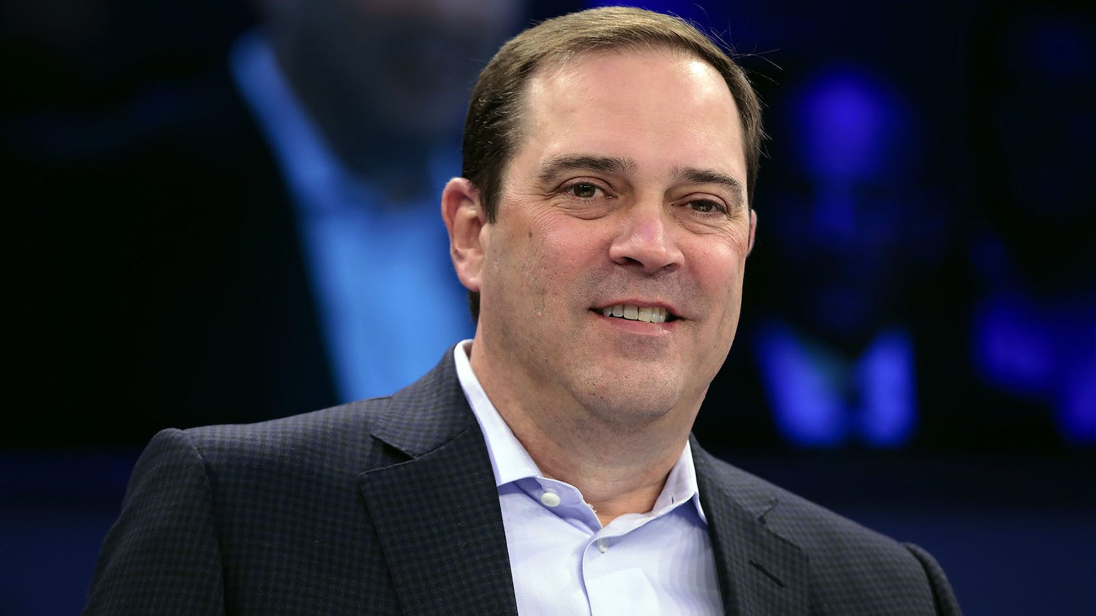 Cisco CEO Chuck Robbins. Photo: Bloomberg