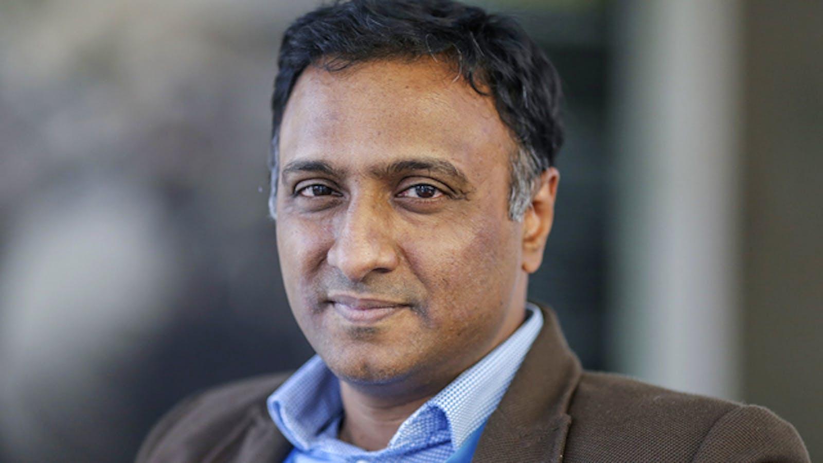 Flipkart CEO Kalyan Krishnamurthy. Photo by Bloomberg.