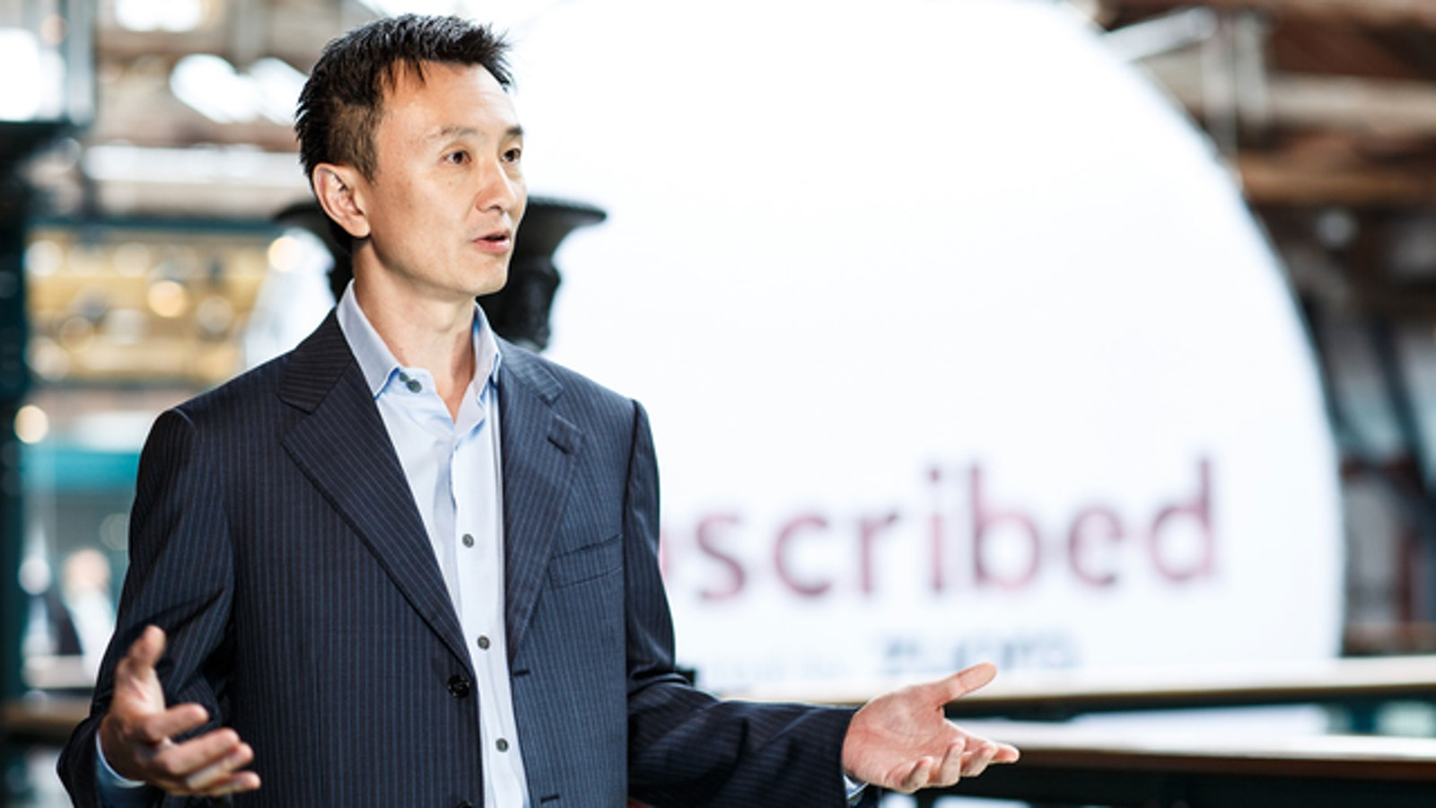Zuora CEO  Tien Tzuo. Photo by Zuora.