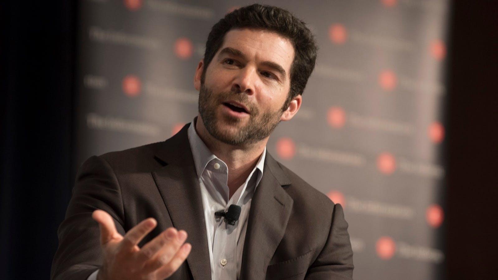 LinkedIn CEO Jeff Weiner. Photo by Erin Beach.