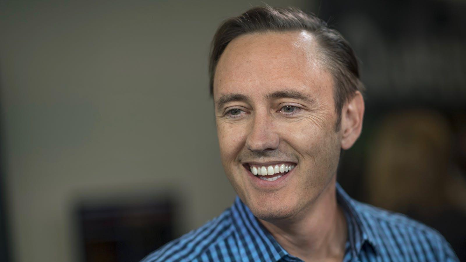 DFJ founding partner Steve Jurvetson. Photo by Bloomberg.