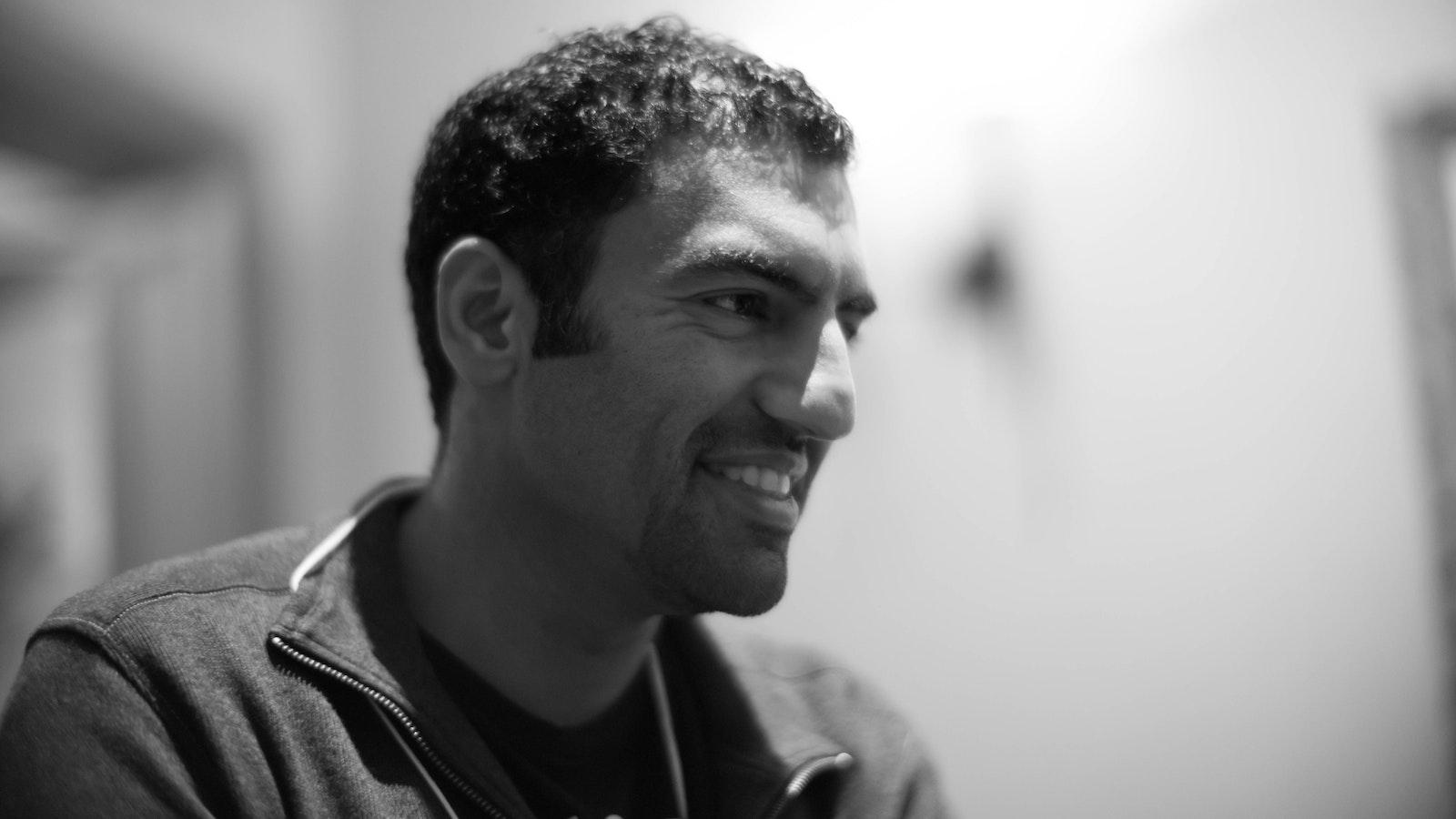 Lyft's strategy head Raj Kapoor. Photo by Flickr/Joi Ito.