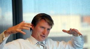 Athenahealth CEO Jonathan Bush. Photo by Bloomberg.