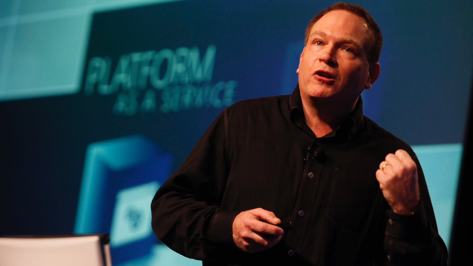 Snowflake CEO Bob Muglia. Photo by Flickr/MicrosoftPDC