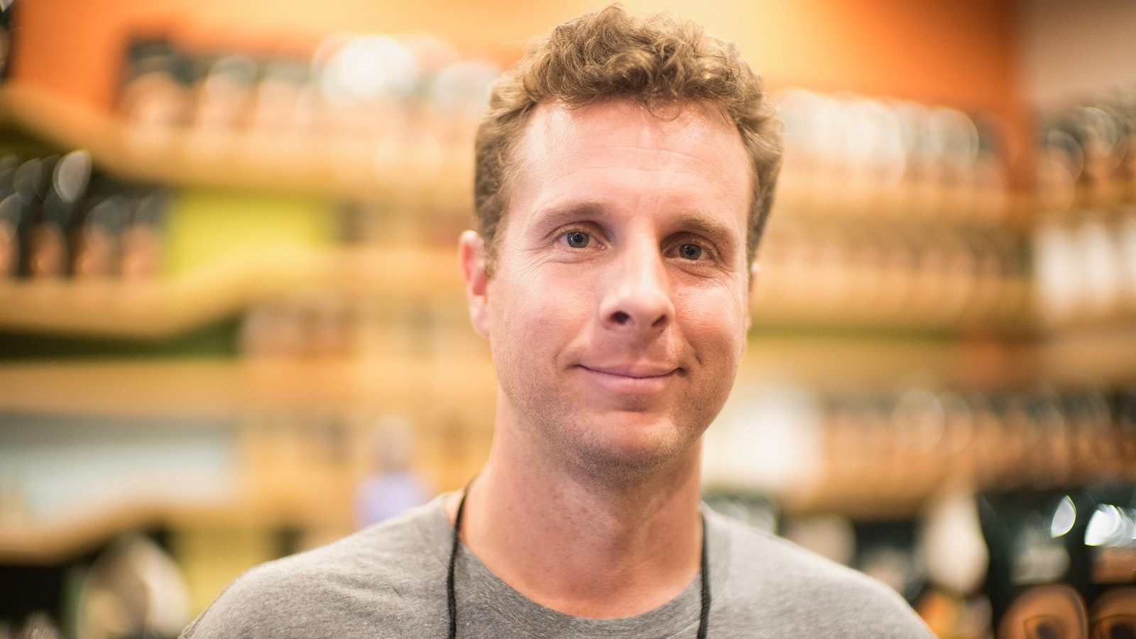 Ring CEO Jamie Siminoff. Photo by Flickr/Christopher Michel.