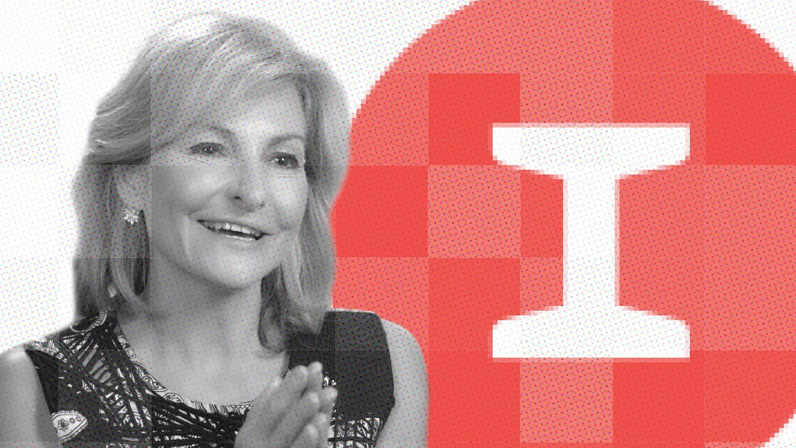 Bridget van Kralingen. Photo: IBM
