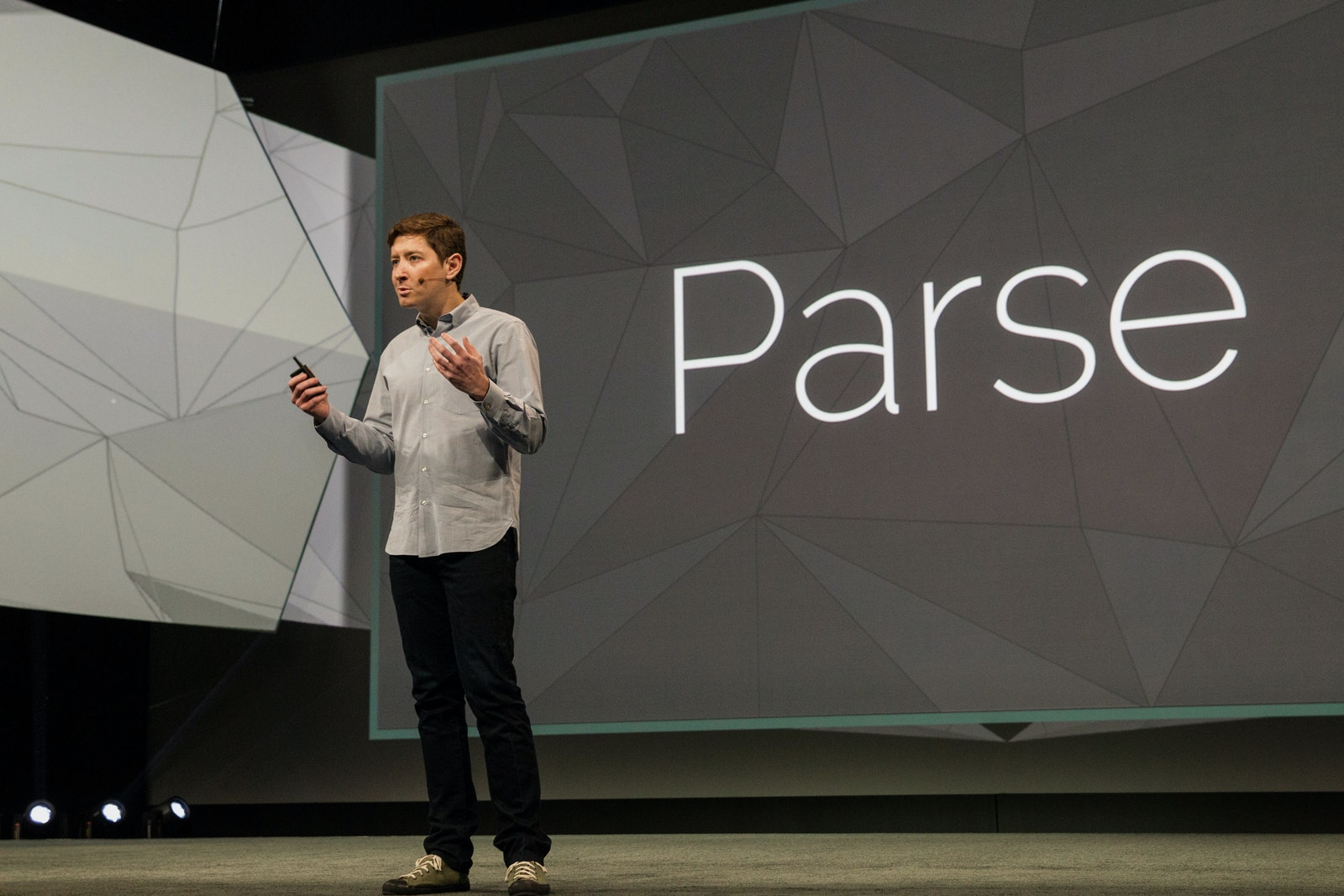 Parse co-founder and Facebook executive Ilya Sukhar. Photo by Bloomberg.