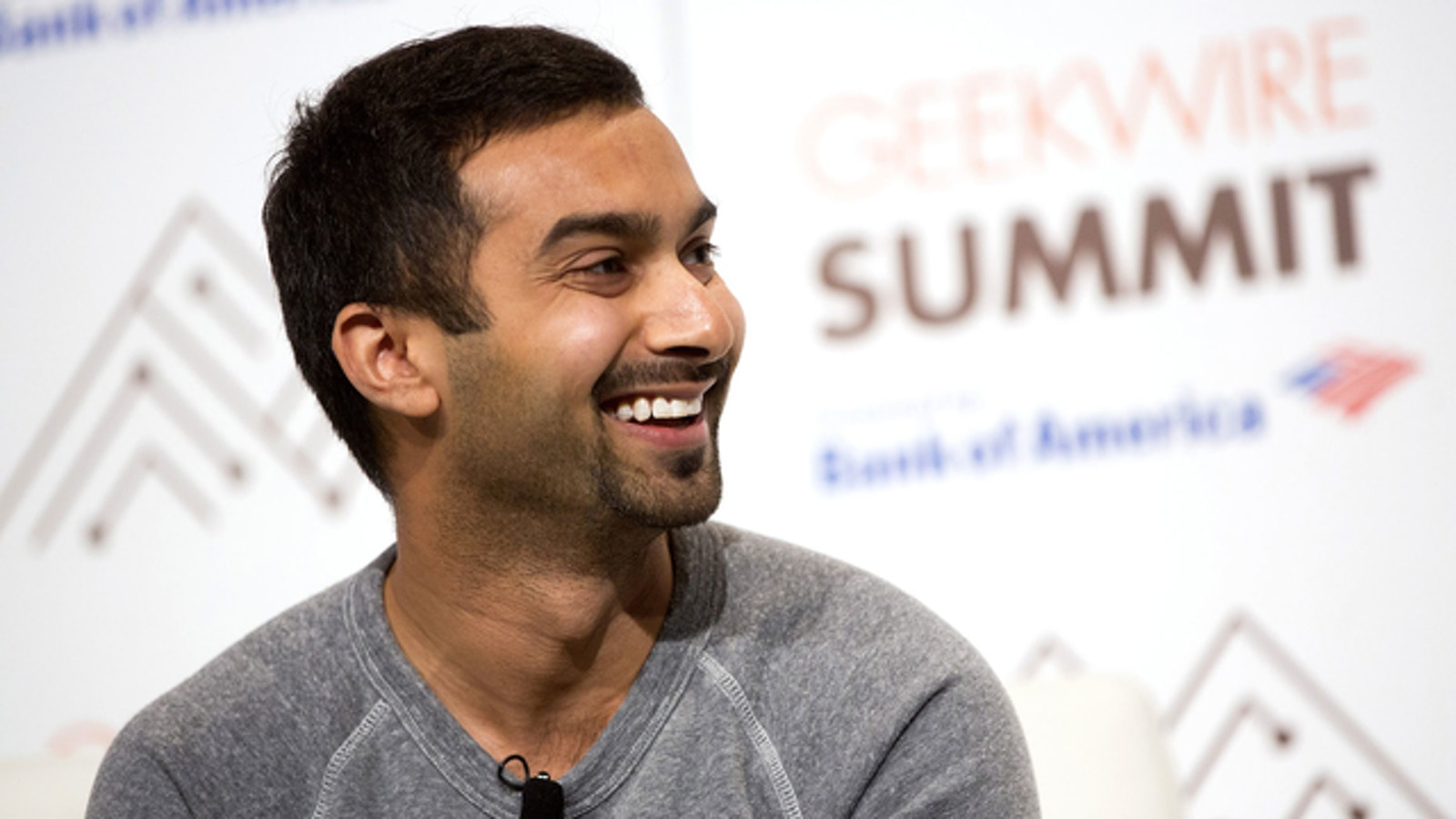 Instacart's founder/CEO Apoorva Mehta. Photo by Bloomberg.