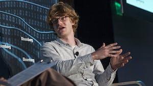 Salesforce's Richard Socher. Photo: Bloomberg