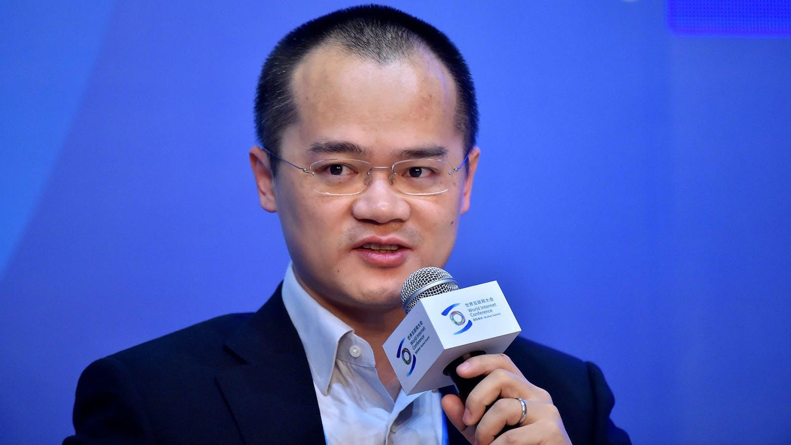 Meituan founder Wang Xing. Photo: AP