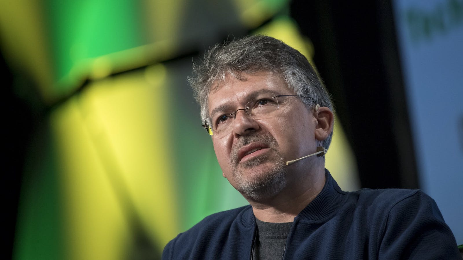 Google's John Giannandrea. Photo: Bloomberg